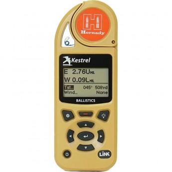 Kestrel 5700 with Hornady 4DOF