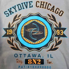 Skydive Chicago Hoodies