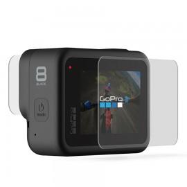 GoPro Tempered Glass Lens + Screen Protectors (Hero 8)