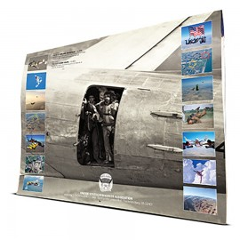 USPS 2021 Skydiving Calendar