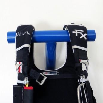 Blue Rig Rack