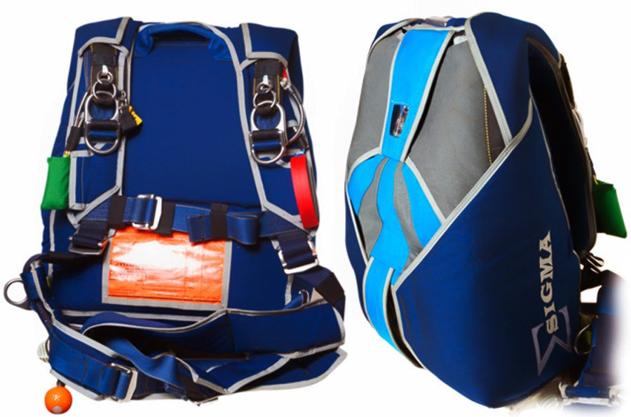 sigma micro sigma skydiving tandem harness container sigma & micro sigma tandem skydiving harness container rock sky market