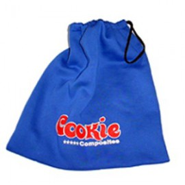 Cookie Fleece Helmet Bag