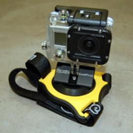 Hand Mount + GoPro Hand Mount Adaptor