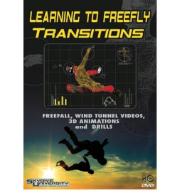Learning to Freefly Transitions DVD