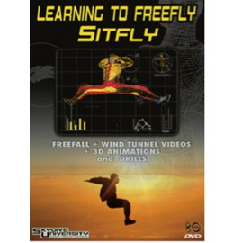 Learning to Freefly SitFly DVD