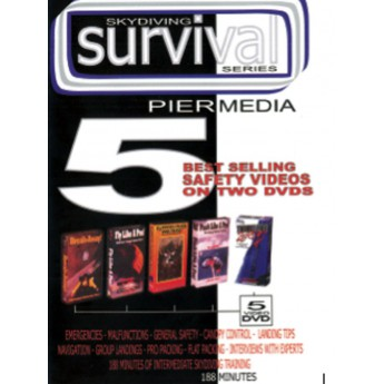 Skydiving Survival Series DVD