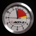 Alti-2 Wall Clock