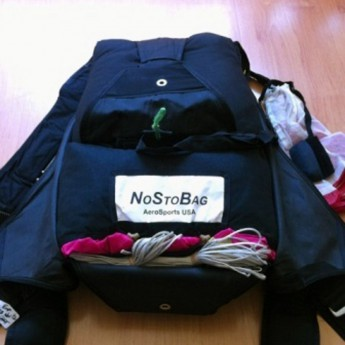 NoStoBag Main Parachute Deployment Bag