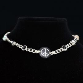 Closing Pin Necklaces