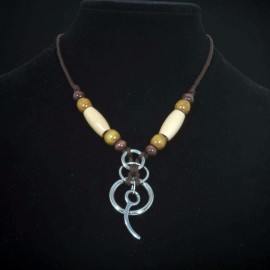 3 Ring Necklaces