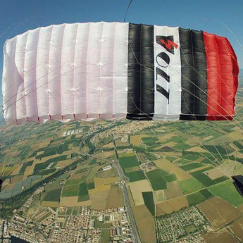 Parachute Systems Volt & Volt Parachute from Parachute Systems available at Rock Sky Market!
