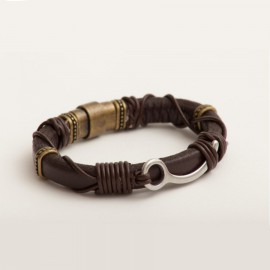 Leather Skydiving Bracelets