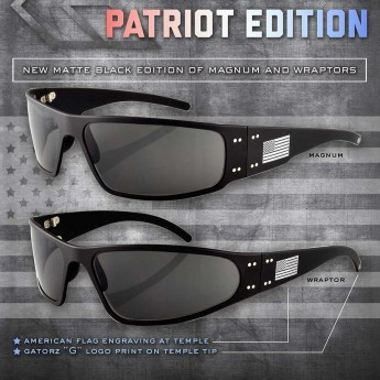 Gatorz Patriot Sunglasses