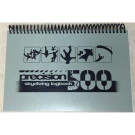 Precision 500 Logbook