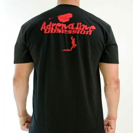 Adrenaline Obsession Swoop Deuce Shirt