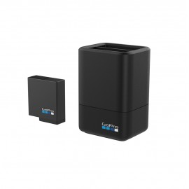 GoPro Dual Battery Charger + Battery (HERO 5/6 Black)