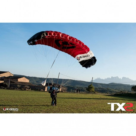 Icarus World TX2 Tandem canopy available at Rock Sky Market!