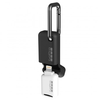 GoPro Quik Key MicroSD™ Card Reader (Lightning Connector)