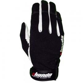 Akando Classic Black Gloves