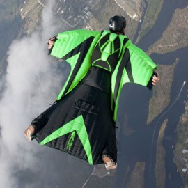 Tony Wing Suits