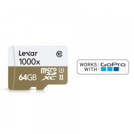 64GB Lexar® microSDXC™ Memory Card