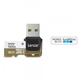 32GB Lexar® microSDHC™ Memory Card