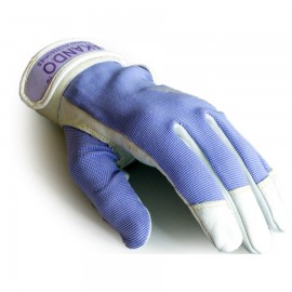 Akando Classic Purple Gloves