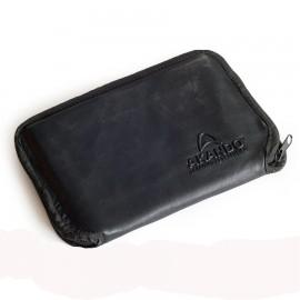 Akando Leather Logbook Cover