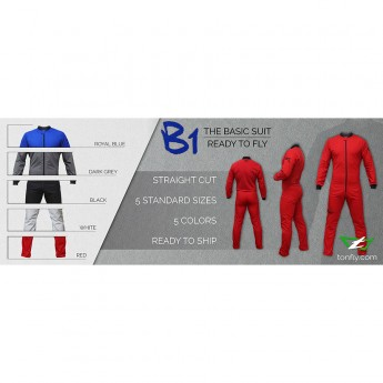 Tonfly B1 Suit