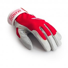 Akando Ultimate Gloves Red