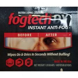 Fogtech DX Anti-Fog Wipes