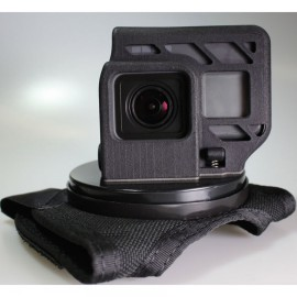 Pivot Pad Single Housing Hero 5 6 7 Black