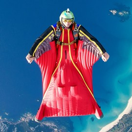 Squirrel Funk 3 Wingsuit
