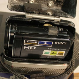 Used Sony HDR-CX150 Camera